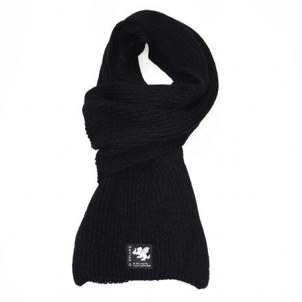 75658fcc61fca Senlak Knitted Scarf - Black .